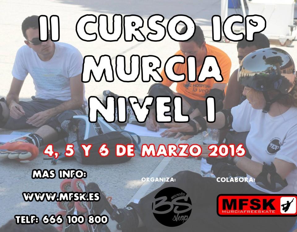 II Curso ICP Murcia
