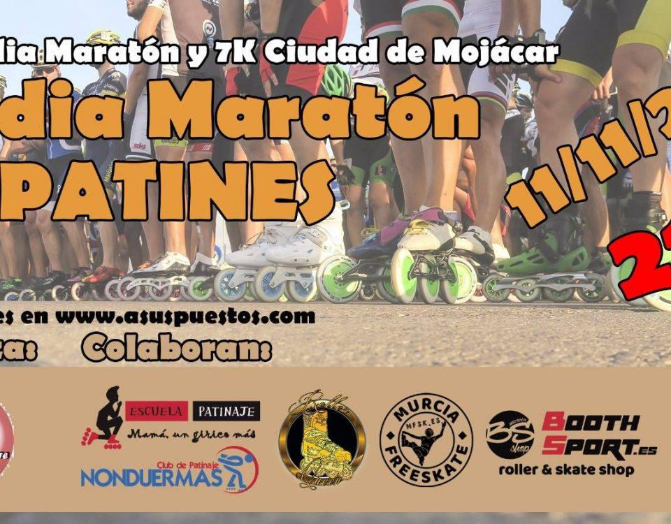 VII Media Maratón 21K Ciudad De Mojácar