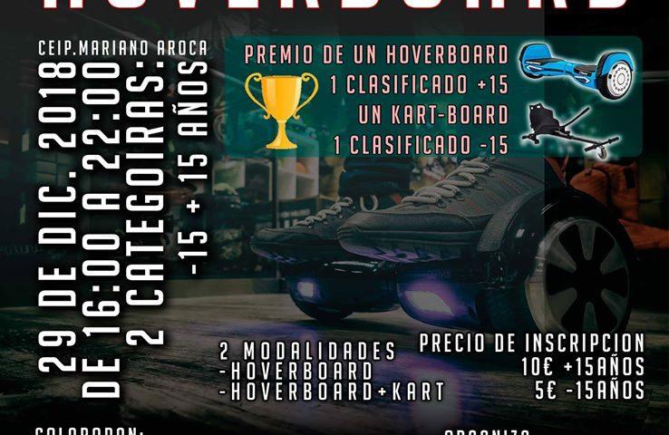 II Competición Hoverboard